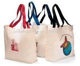 Túi vải cotton xu thế mới của túi shopping